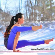 beginner arm balances  yoga