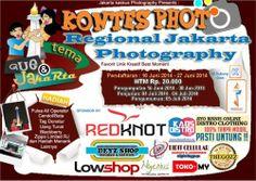 "Jakarta Kaskus Photography Presents : Kontes Photo ""Regional Jakarta Photography"" Tema : Gue & Jakarta - Pendaftaran : 16 – 27 Juni 2014 - Pengumpulan : 16 Juni – 30 Juni 2014 - Penjurian : 1 Juli – 4 Juli 2014 - Pengumuman : 5 Juli 2014  http://eventjakarta.com/kontes-photo-gue-jakarta/"