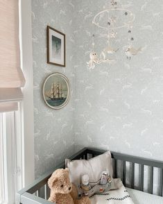 """Bri Stark on Instagram: """"all is calm, for now ✨"""" Woodland Critters, Kids Decor, Kids Room, Nursery, Rooms, Children, Inspiration, Bedrooms, Young Children"""