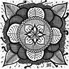 www.lucas2d.com #sketch #sketchbook #draw #drawing #ink #illustration #leaf #doodle #leaves #mandala #folhas #folha #print #nature #natureza #mandalas #flow #wave #waves #black #plant #planta #plants #estampa #patterns #graphic #design #desenho #art