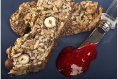 "Kick wheat to the curb in favour of this ""life-changing bread"" that's dense with nuts, seeds and yumminess."
