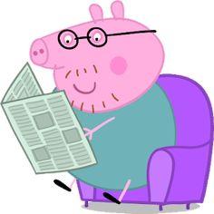 Peppa Pig Pictures, Peppa Big, Kiznaiver Anime, Pig Png, Peppa Pig Birthday Cake, School Hacks, School Tips, Pig Party, The 5th Of November