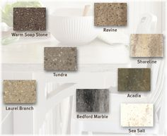 We picked Medea for our countertop. I can\'t wait to see it all ...
