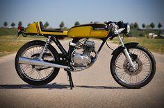 Honda CB50J CaféRacer - Pipeburn - Purveyors of Classic Motorcycles, Cafe Racers & Custom motorbikes