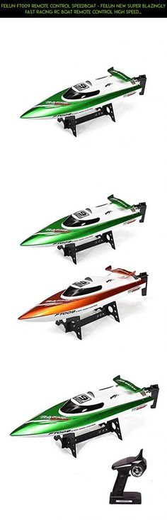 FeiLun FT009 Remote Control Speedboat - FeiLun NEW SUPER Blazingly Fast Racing RC Boat Remote Control High Speed Radio Control #racing #plans #technology #camera #shopping #2.4g #rc #fpv #gadgets #drone #products #kit #ft009 #feilun #parts #tech