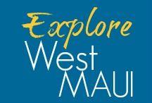 Explore West through these gorgeous photos. West Maui, Explore, Photos, Pictures, Exploring