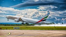 Emirates Airline, Boeing 777, Air Travel, Military Aircraft, Croatia, Luxury Cars, Aviation, Sky, Airplane