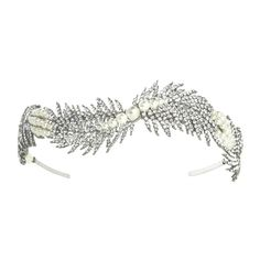 Miranda Templeton headband #arlington at Glamourous Gowns.