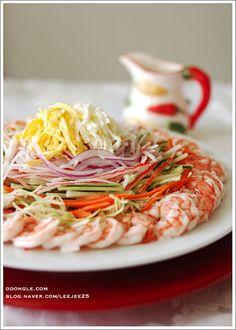 전용뷰어 : 네이버 블로그 K Food, Korean Food, Kimchi, Cabbage, Spaghetti, Clean Eating, Food And Drink, Appetizers, Cooking Recipes