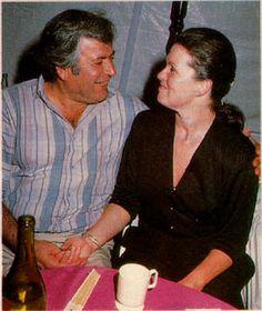 George Michael's parents.