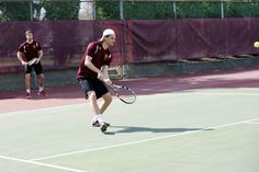 Iñigo Aldekoa - St. Thomas Aquinas Men's Tennis