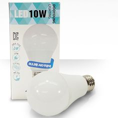 DooYoung LED BULB 10W 220V 60Hz E26 E27 SIZE Warm / Cool White Color #DooYoung