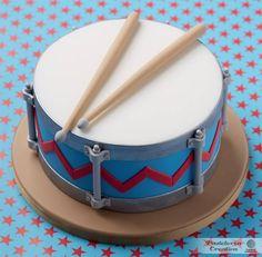 Pastel tambor