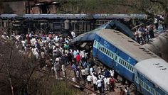 The accident occurred just outside a tunnel near Nidi village when the engine and four out of the 20 bogies of Diwa-Sawantwadi passenger train derailed at around 10 am between Nagothane and Roha railway stations, about 120 kms from Mumbai.
