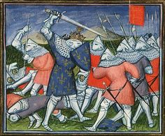 The battle of Poitiers - Froissart's Chronicles - Wikipedia, the free encyclopedia