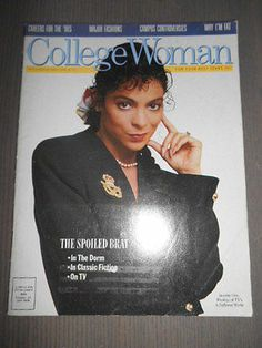"""College Women Magazine - 1988 sept/oct JASMINE GUY """"A DIFFERENT WORLD"""" Jasmine Guy, Black Sitcoms, A Different World, All About Time, Favorite Tv Shows, College, Magazine, Retro, Nice"""