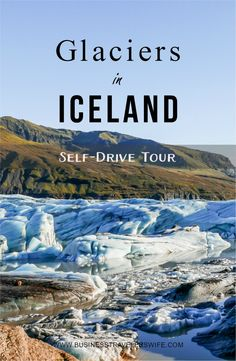 Your Iceland adventure would not be complete without a self-drive tour of the glaciers in Iceland. This will certainly give you a whole new understanding of ICEland.