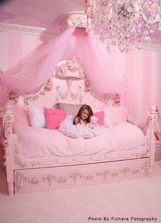 cute little girls room
