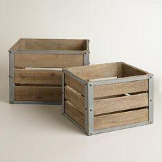 Sebastian Crates | World Market