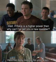 A Walk to Remember (: one of my favorite movies not gonna lie I cried the whole time XD