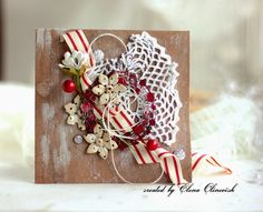 Christmas Cards for Vilda Stamps