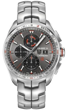 """TAG Heuer Ayrton Senna Watch Resurrected With New Models - by Ariel Adams - read about the history, see the Carrera & Formula 1 models: http://www.ablogtowatch.com/tag-heuer-ayrton-senna-watch-new-models/ """"For 2015, just as TAG Heuer continues to 'make new again' their successful 'Don't Crack Under Pressure' resurrected brand slogan, some interesting models from the past are coming back as well, such as an Ayrton Senna watch - actually a few Ayrton Senna edition watches. These are sporty…"""