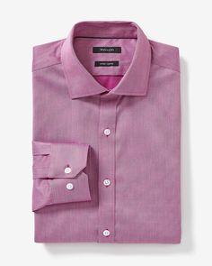 RW&CO.   Non iron two tone dress shirt   Summer 2015
