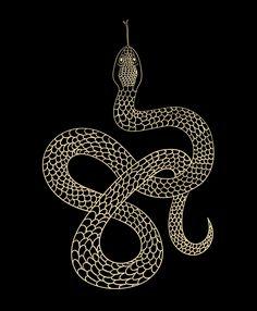 Vintage Line Snake Framed Art Print by - Vector Black - Snake Art, Sea Snake, Snake Painting, Snake Wallpaper, Cool Stickers, Ink Illustrations, Vector Art, Vector Stock, Royalty Free Images