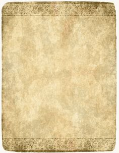 old parchment or grunge paper texture - http://www.myfreetextures.com/old-parchment-or-grunge-paper-texture/