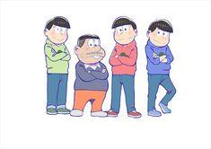TVアニメ『おそ松さん』ローソンコラボをはじめ新情報が明らかに - アニメイトタイムズ
