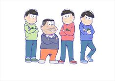 TVアニメ『おそ松さん』ローソンコラボをはじめ新情報が明らかに - アニメイトタイムズ Anime, Haikyuu, Gifs, Fandoms, Fan Art, Geek Stuff, Manga, Demons, People