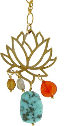 Large Lotus Pendant, flower pendants, snake pendants in bronze, sterling silver & gold vermeil all offered at Nina Designs® - where beautiful jewelry begins.  Find clasps, earring findings, and jump rings too!