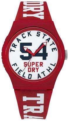 Superdry Urban Track & Field Watch SYG182WR