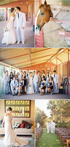 Wedding Gift List Thomas Cook : Weddings/Romance on Pinterest Beach Weddings, Horse Barns and ...