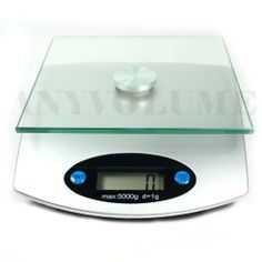 """11lbs x 0.1oz Digital Kitchen Scale HD-807 5KG x 1g Food Diet - Pre-calibrated by new brand. $16.99. One year warranty; Specifications Dimensions6.25"""" x 8.0"""" x 2.0"""" Platform Size6.25"""" x 6.25"""" Weight17 oz Capacity5Kg/5000g/11lbs Accuracy1g/0.1oz Unitsg/oz/lb/kg Tare RangeTare full capacity Auto Power Off2 Minutes DisplayLCD PowerCR2032 x 1 (included); 5Kg (11 lbs) capacity and 1g (0.1oz) accuracy Four weighing modes (kg, g, lb, and oz) Tare function Aut..."""
