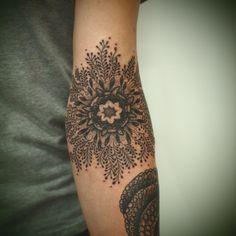 Floral Tattoo, Arm Tattoo