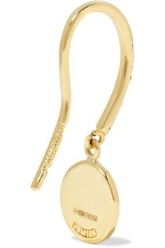 Jennifer Meyer - 18-karat Gold Diamond Earring - B