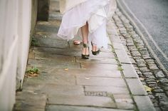 Love, Laughter and Family ~ A Beautiful Brooklyn Inspired Urban Wedding in London