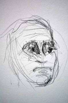 Benoit par JC Debray (Atelier Artmedium le 10 juin 2014) - Crayon graphite