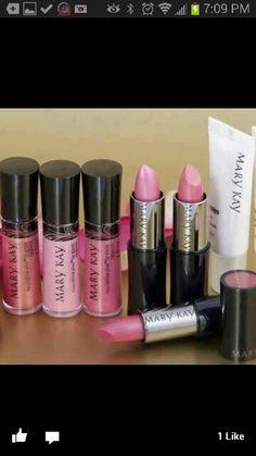 Mary Kay lips.  http://marykay.com/vanessamckenzie