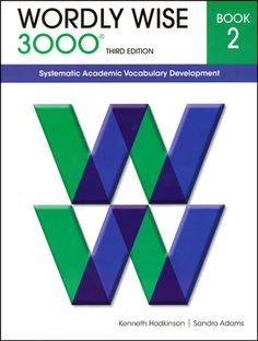 wordly wise 3000 student book gr 2 3rd edition