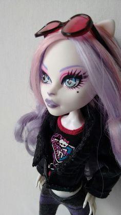 Monster high Catrine Demew