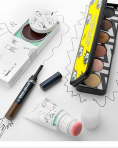SPOT IT: K-BEAUTY MAKEUP Anyone who's obsessed with dewy skin knows that K-Beauty is your perfect complexion ticket. But, beyond the waterfall of hydrating skincare, Korean makeup brands are also coloring the world with bright, playful cosmetics that are equally deserving of our attention. A trio of standout brands has especially piqued our interest, and we've highlighted their top-notch products on #TheSephoraGlossy>