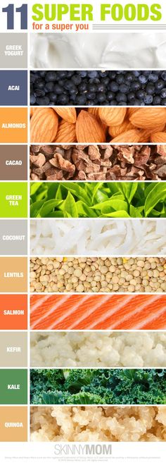 11+Superfoods+for+a+Super+You!