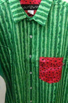ec34f033edf5  watermelon  fruits  watermelonshirts  shirts  tshirts  pockettees   pocketshirts  red  black  green  golfwang  oddfutureshirts  fashion  food