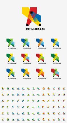adaptive MIT logo design