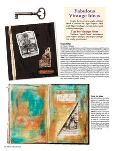 Altered Books 101 Craft Ideas Pinterest Books Markers And Paper