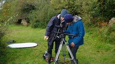 Director Justin Davey and DP Lakshika Serasinhe on set of Seamus Scanlon's The Long Wet Grass. They also edited the film which was submitted to the Galway Film Fleadh https://www.facebook.com/photo.php?fbid=10155284780658627&set=a.10151052265088627.490007.707828626&type=3&theater