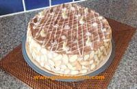 Ореховый торт-безе, торт Киев, торт