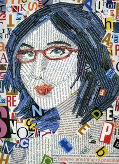 SMS Nachrichten, Portrait and